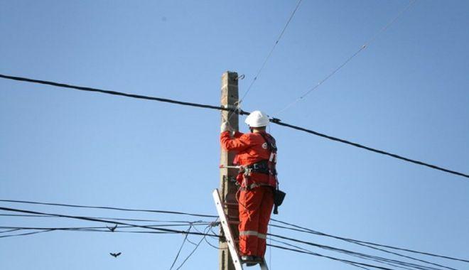 Foto: Mai multe localităţi din judeţ, fără curent electric
