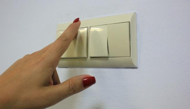Foto: Cartierul Casa de Cultură din Constanţa, fără curent electric