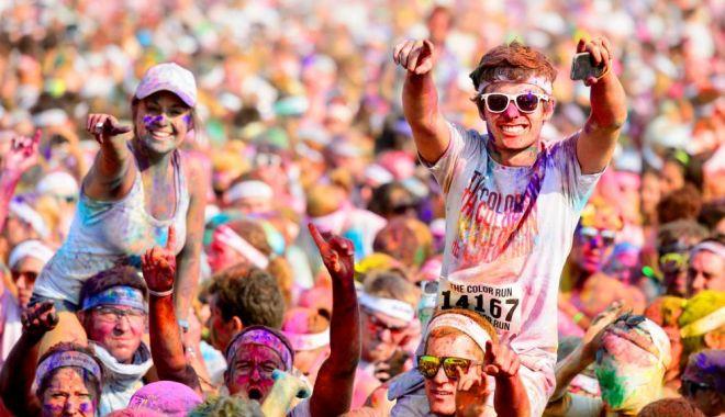 Cursa The Color Run