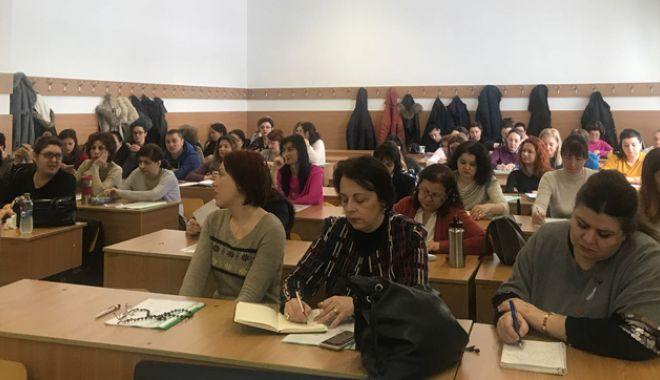 Foto: Cursuri de pregătire pentru cadrele didactice