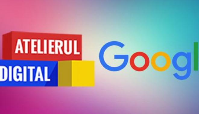 Foto: Curs gratuit oferit de Google România. Au început înscrierile