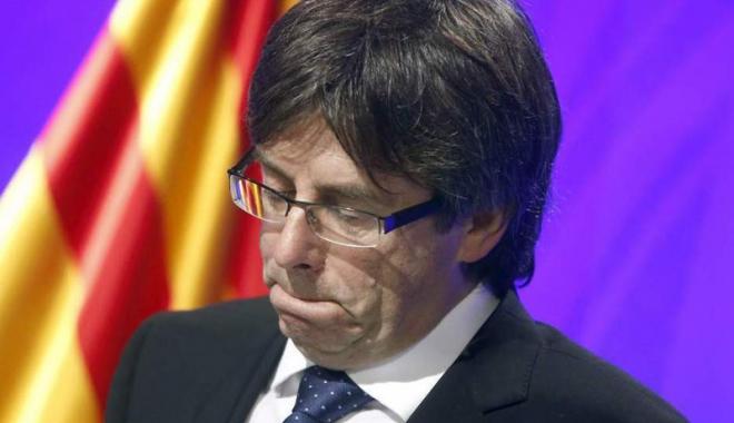 Foto: Curtea Supremă a Spaniei  a început procedurile contra  liderilor catalani pentru nesupunere