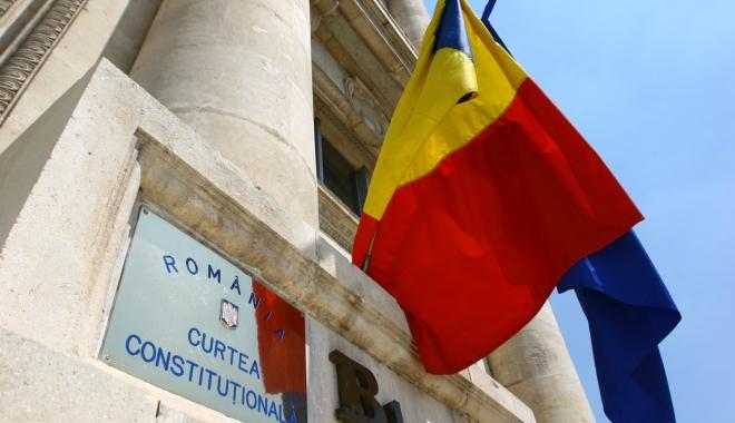 Foto: CCR a respins sesizarea lui Sorin Grindeanu privind moţiunea de cenzură
