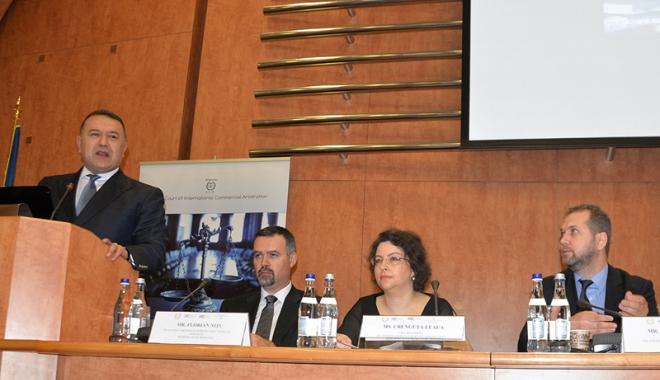Foto: Curtea de Arbitaj are susţinerea sistemului cameral