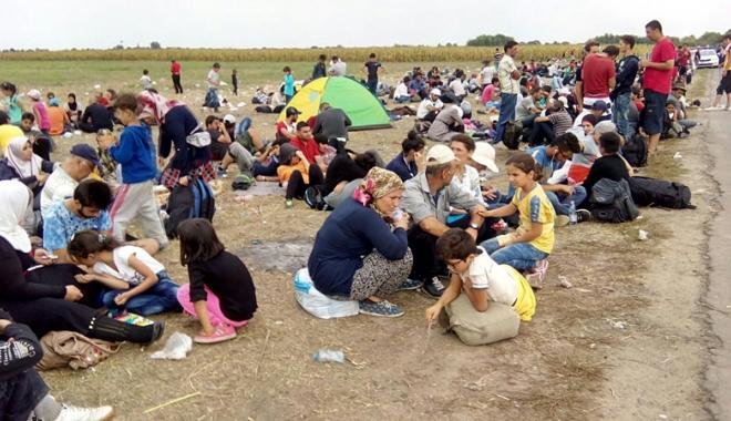 Foto: Curtea de Justiţie a UE respinge plângerile  Ungariei şi Slovaciei pe tema cotelor de refugiaţi