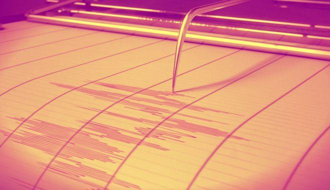 Foto: Cutremur în Vrancea! Al treilea în mai puţin de 24 de ore