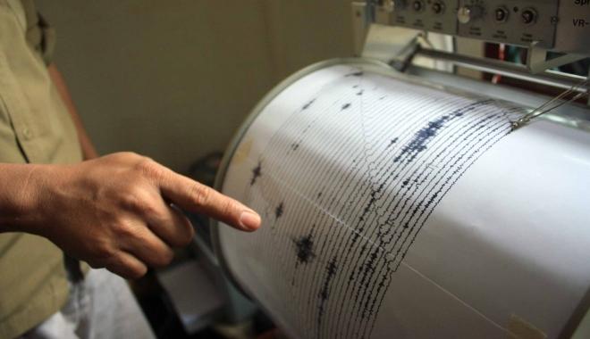 Foto: Două cutremure în România, în mai puţin de o oră