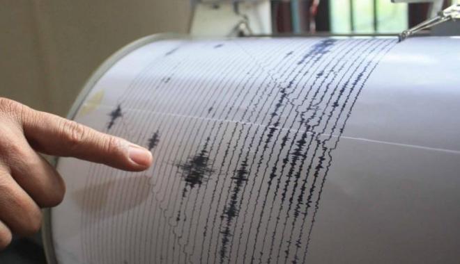 Foto: Cutremur noaptea trecută în România