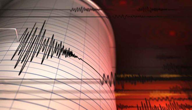 Foto: Cutremur, sâmbătă dimineaţă, în România
