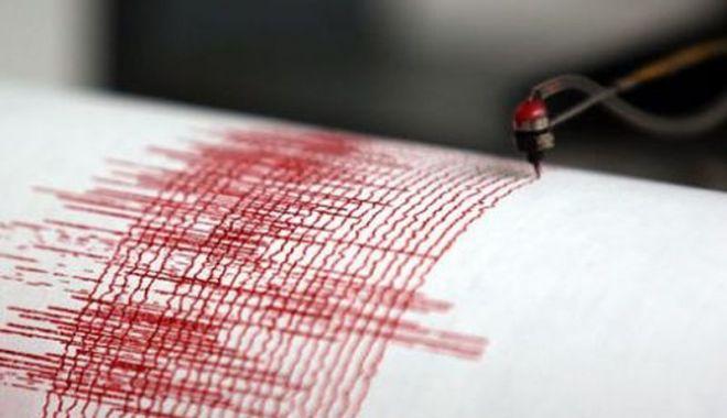 Foto: Cutremur, azi-noapte, în România. Unde a fost localizat