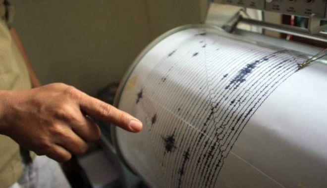 Foto: Cutremur, luni după-amiază, în România