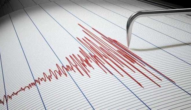 Foto: Cutremur puternic în România, miercuri dimineață. În ce zonă neobișnuită a avut loc