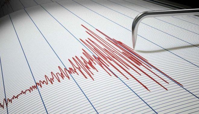 Foto: Cutremur cu magnitudinea 3,4 pe scara Richter, în această dimineață!