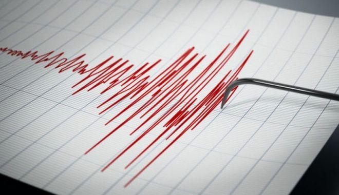 Foto: Cutremur în România. Magnitudine 3,3 pe scara Richter!