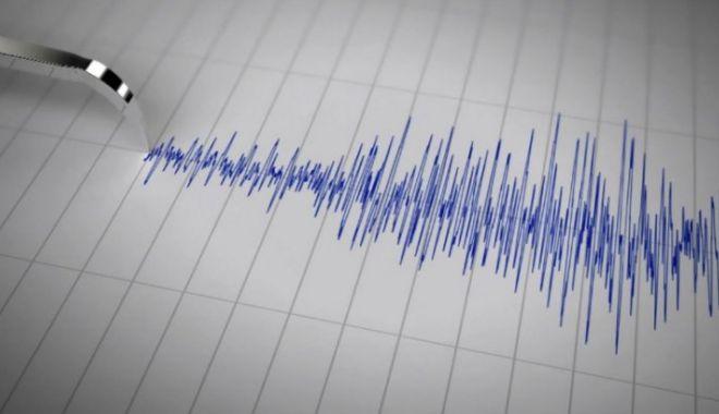 Foto: Un nou cutremur în Vrancea. Al doilea de astăzi