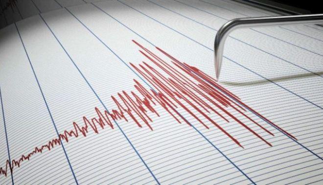 Foto: Un cutremur s-a produs în această dimineață, în zona Vrancea