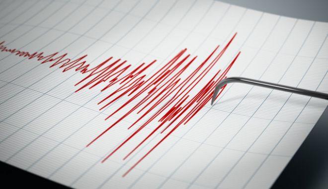 Foto: Cutremur azi noapte în România! Ce magnitudine a avut seismul