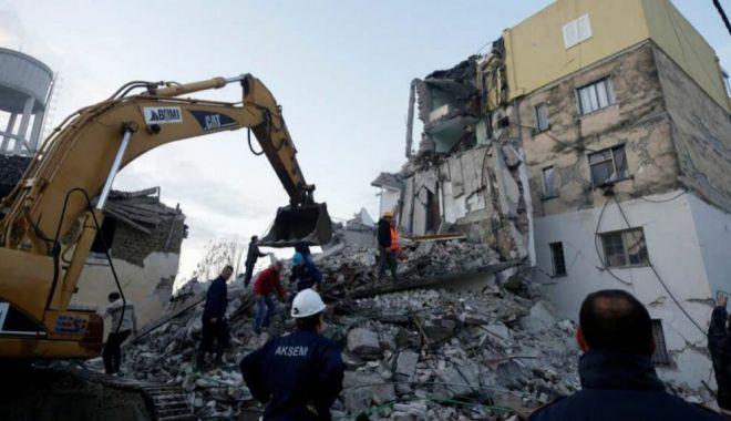 Foto: 1.000 de cutremure în Albania în patru zile. Anunțul seismologilor