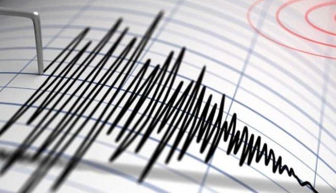 Foto: Cutremur în Vrancea, cu magnitudinea 3,3 pe scara Richter. Al doilea seism, în decurs de câteva ore