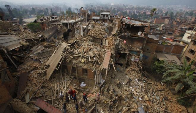 Foto: Cutremur de 5,5 grade în estul Indiei. O persoană a murit, patru au fost rănite
