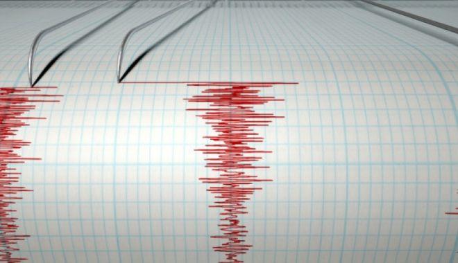 Foto: Cutremur cu magnitudinea 3,9 grade pe scara Richter în Marea Neagră