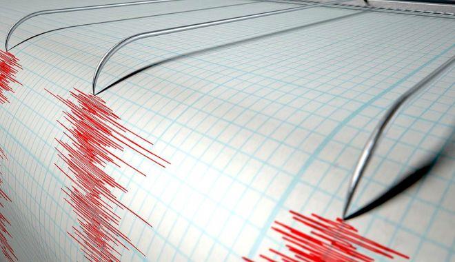 Foto: Cutremur cu magnitudinea 4,4 în România