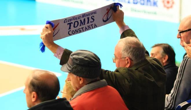 Foto: Volei: CVM Tomis s-a retras din Liga Campionilor!