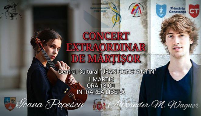 """Foto: Concert Extraordinar de Mărțișor, la Centrul """"Jean Constantin"""""""