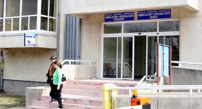 Foto: Protest la Spitalul Cernavodă