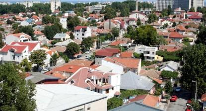 Foto: Construcţiile fără autorizaţie de mediu se ridică de-a valma peste Constanţa
