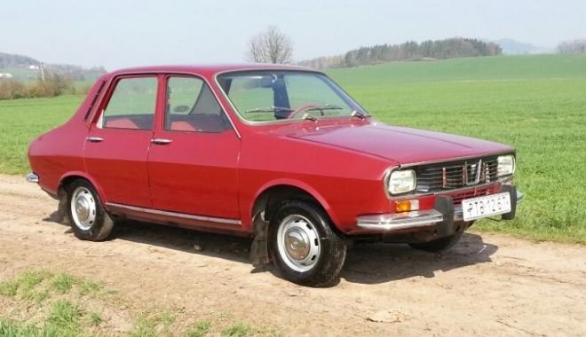 GALERIE FOTO / Maşina copilăriei: Dacia 1300. Cât mai costă o piesă de colecţie