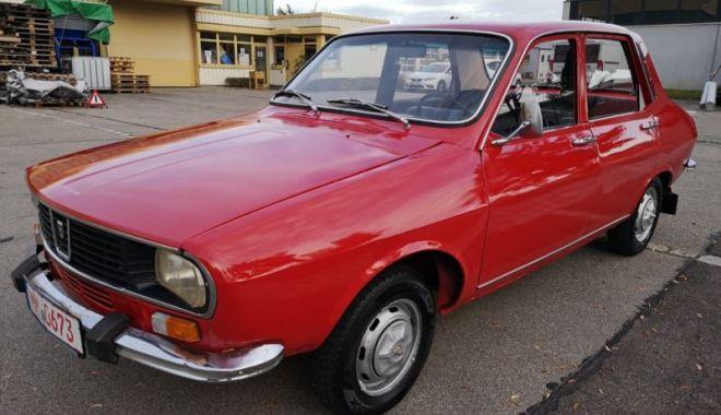 Foto: GALERIE FOTO / Dacia 1300 din 1979, la 3.500 euro. Să fie un preţ bun?
