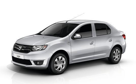 Foto: După Logan 10 ani, Dacia pregăteşte în martie un nou model aniversar