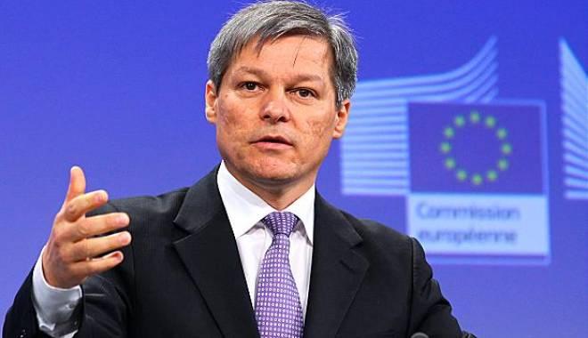Foto: Cioloș, delegat să participe la Consiliul European
