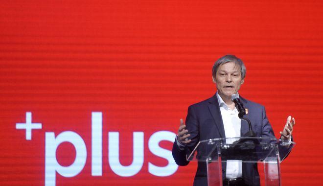 """Foto: Dacian Cioloș, ales președinte al PLUS. """"Proiectul meu este România"""""""