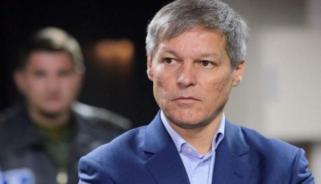 Foto: Dacian Cioloş: Executivul Grindeanu este cel care a adoptat proiectul de lege privind recursul compensatoriu