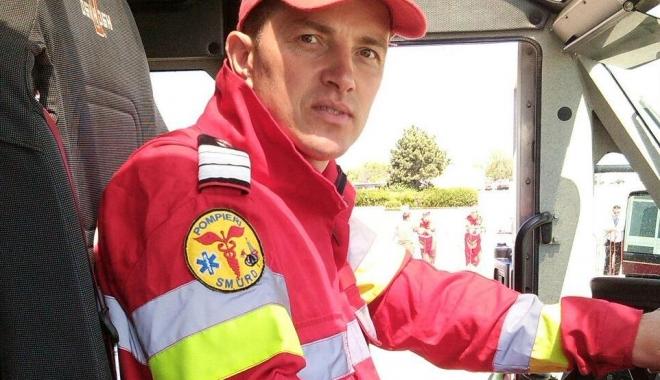 Foto: Lovitur� de teatru �n cazul mor�ii pompierului Dan Fripis. Procurorul militar a disjuns dosarul: