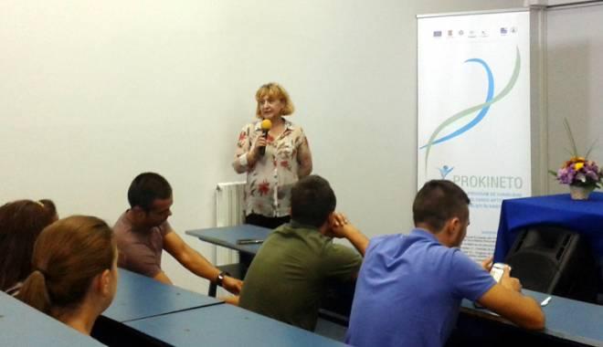 Foto: La Facultatea  de Educaţie Fizică,  se dezbate evoluţia programelor  de kinetoterapie
