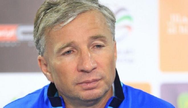 Foto: Dan Petrescu, suspendat două jocuri de Comisia de Disciplină a FRF