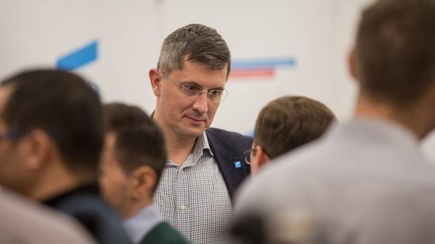 Foto: USR îşi desemnează candidatului la alegerile prezidenţiale