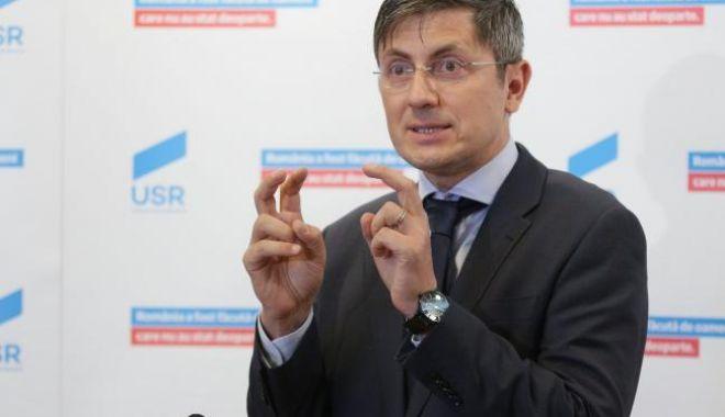 Foto: Dan Barna: Este de dorit să avem un candidat unic al Opoziției la șefia Camerei Deputaților