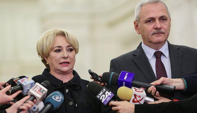 Foto: Guvernul Dăncilă a obținut primul excedent bugetar din mandatul său!