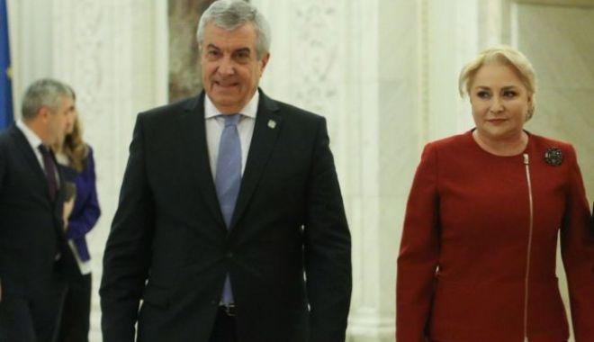 Foto: Dăncilă: Nu ne dorim plecarea ALDE de la guvernare