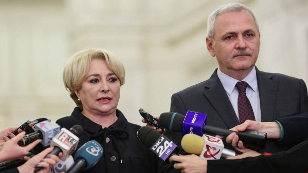 """Foto: Dragnea, prima reacţie despre DEMISIA premierului: """"Doamna Dăncilă rămâne cel puţin până în 2020"""""""