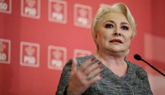 Foto: Viorica Dăncilă a cedat şi propune miniştri interimari. Cine îi va înlocui pe miniştrii demisionari