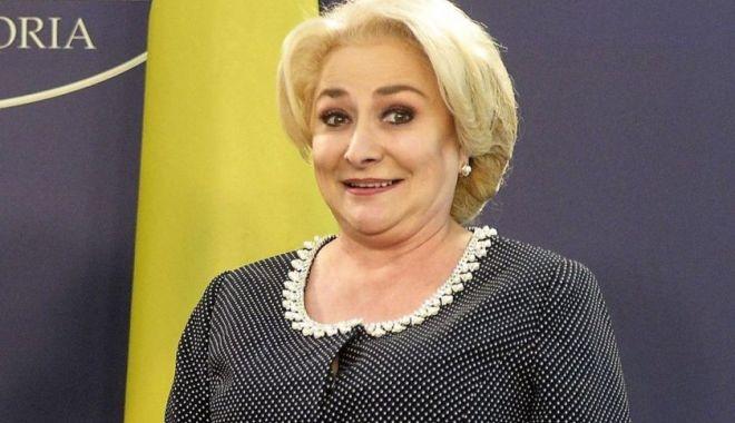 Foto: Viorica Dăncilă, întrebată despre OUG 114: Să ştiţi că nimic nu este perfect, totul este perfectibil