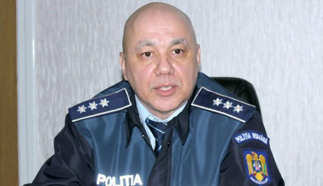 """Foto: Şeful Poliţiei Rutiere Constanţa, acuzat că ar fi impus """"normă de amenzi"""""""