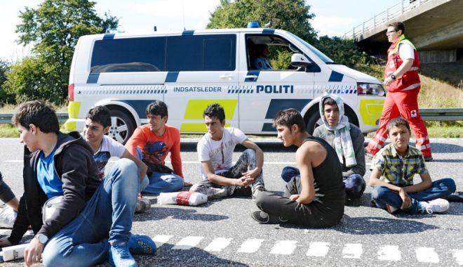 Foto: Danemarca nu va accepta noi refugiaţi  în cadrul programului de relocare al ONU