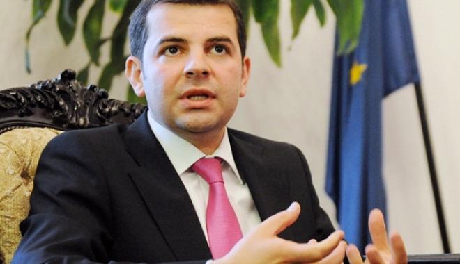 Foto: Daniel Constantin, înlocuit cu un alt ministru agreat de ALDE