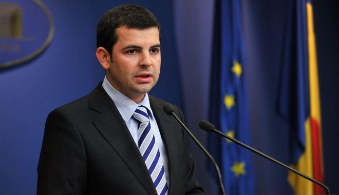 Foto: Daniel Constantin, de la Pro România,  critică politica economică a guvernului